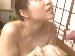 Exotic Japanese slut Ririka Suzuki, Eri Makino in Fabulous Big Tits, Handjobs JAV video