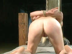 James Deen  Allie James in Pretty Piece of Fuck Meat  Introducing Allie James - SexAndSubmission