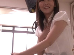 Horny Japanese chick Kanan Mizuki in Exotic JAV censored Fingering, Blowjob scene
