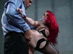 Exotic pornstars Joanna Angel, Ramon Nomar in Amazing Fetish, Emo xxx scene