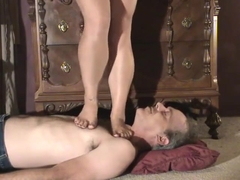 Fabulous sex scene Creampie hot show