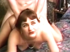 Amateur Debutante Doggystyle Plowed By Oldman