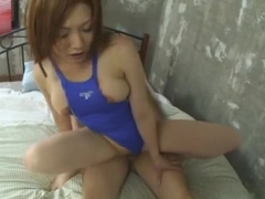 Exotic Japanese chick Emi Harukaze in Incredible Outdoor, Big Tits JAV video