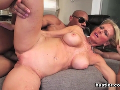 Jade Jamison in MILF's Like It Black 2 - Hustler