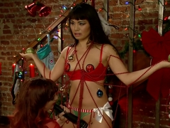 An Electrosluts Christmas with Mz Berlin