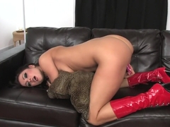 Fabulous pornstar Mandy More in crazy dildos/toys, hd adult scene