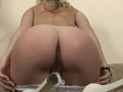 Crazy pornstar in Fabulous Big Ass, Solo Girl sex video