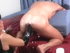 Erected Pecker Goes Right Into Wet Mistress Willing To Go