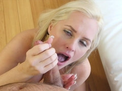 Horny pornstar Alena Croft in Amazing Blonde, Big Tits porn movie
