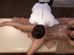 Horny Japanese girl Fuuka Minase in Fabulous Couple, Massage JAV clip