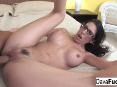 Dava Foxx in Yellow Bedroom Sex With Chad White - DavaFoxx