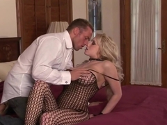 Hottest pornstar Candy Manson in amazing big tits, blonde xxx movie