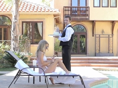 Crazy pornstar Casi James in Exotic Big Tits, Outdoor xxx movie