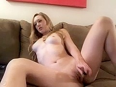 Flawless Cam Girl Enjoys Her Toy
