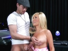 Tasha Reign & Xander Corvus in My Friend Shot Girl
