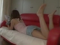 Best Japanese model Rina Kato in Horny Cunnilingus, Blowjob/Fera JAV movie