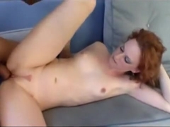 Incredible pornstar Audrey Lords in best small tits, interracial adult video