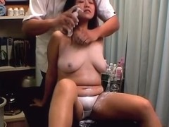 Breast Massage Is Also Seen two Chinese Secret