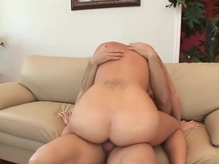 Charlie Ann Enjoys A Pulsating Schlong