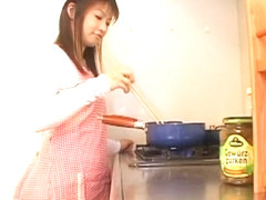 Horny Japanese girl Akane Ozora in Amazing Cunnilingus, Girlfriend JAV movie