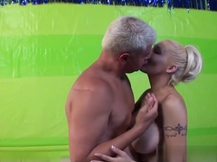 Best pornstars Candy Manson, Huge Breasts, Karma Rosenberg in Fabulous Big Tits, Dildos/Toys adult movie