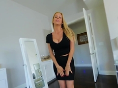 Busty Milf Titfucks Until Getting Jizzed On