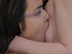 Fabulous pornstar Dana Vespoli in Hottest Rimming, Lesbian adult video