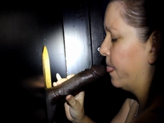 Amateur Mature Gloryhole