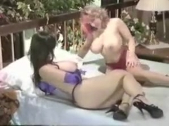 Lili Xene And Danni Ashe-Crossed Thighs
