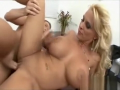 Moms A Cheater Holly Halston TAG office,secretary,boss,ride,blond