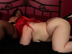 Best pornstars Carmen Caliente, Jessy Jones, Jenna Ashley in Hottest Lesbian, BBW adult movie