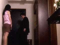 Incredible Japanese whore Hitomi Honjo in Fabulous JAV censored MILFs video