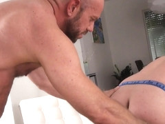 Marcos Mateo and Matt Stevens - BarebackCumPigs