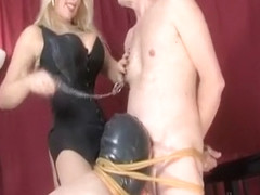 Fabulous amateur shemale clip with Blonde, Big Tits scenes