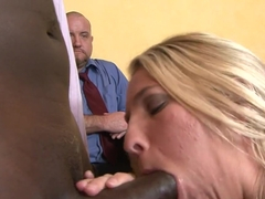 Incredible pornstar in Crazy Cuckold, Threesomes xxx video