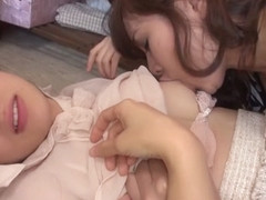 Amazing Japanese model in Best Cunnilingus, HD JAV movie