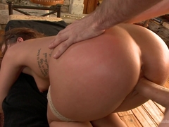James Deen & Karmen Karma in Learning the Hard Way - SexAndSubmission