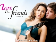 Melissa Moore & Rob in More Than Friends, Episode 3 Video