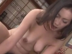 Amazing Japanese girl Ayumi Takanashi in Incredible Wife JAV scene