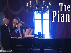 Lyra Law  Derrick Pierce in The Pianist - SexAndSubmission