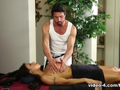August Taylor & Tommy Gunn in To Protect And Service - FantasyMassage