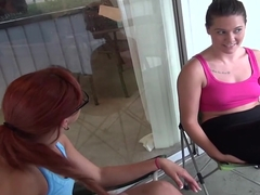 Ashley Scott, Danira Love In Ashlyn And Her Loves