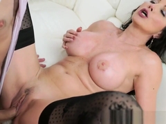 Mature Cougar Tits Jizzed