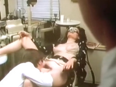Classic XXX: Kinky dentist office tryst!