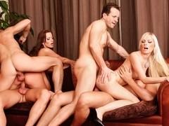 Girl Bouncing On Guys Dick