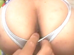 Fabulous Japanese whore Akane Mochida in Hottest Fetish, BDSM JAV movie