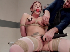 Dahlia Sky in Delusional Desires  - HogTied