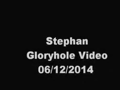 Stephan. GLORYHOLE EPISODE. 06/12/2014