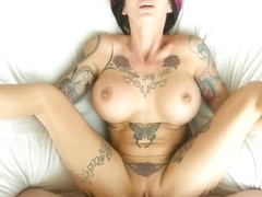 Big Tits Compilation - Anna Bell Peaks