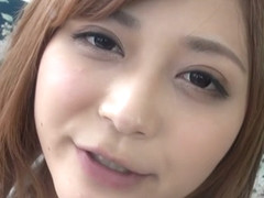 Hottest Japanese chick Haruki Sato in Incredible couple, blowjob JAV video